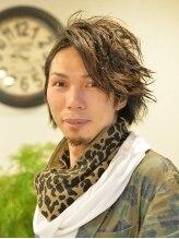リラックスガーデンヘア(relax garden hair)川崎 康正