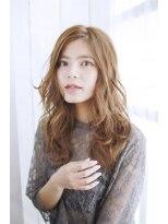 美髪デジタルパーマ/バレイヤージュノーブル/クラシカルロブ/827