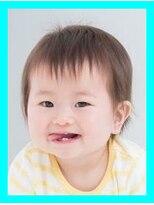 男の子カット・キッズカット・ベビーカット・0歳・1歳・2歳