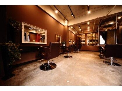 アーサス ヘアー デザイン 稲毛店(Ursus hair Design)の写真