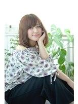 スウィート 梅島店(Sweet)サラツヤ髪2021#3