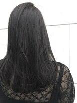 ウィルゴ(VIRGO)【ブリーチなしアッシュ】透明感、ツヤ髪でお洒落な黒髪☆