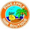 美容室パイナップル本店のお店ロゴ