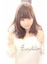 ヘアーデザイン アズール(Hair Design Azur)【Azur】エアウェーブ☆モロッカンカラー♪
