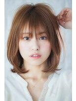 リル ヘアーデザイン(Rire hair design)【Rire-リル銀座-】小顔☆丸みナチュラルボブ
