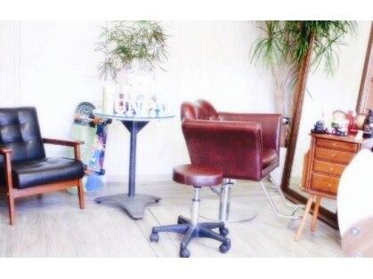 ヘアーサロン アンパス(hair salon UnPaS)の写真