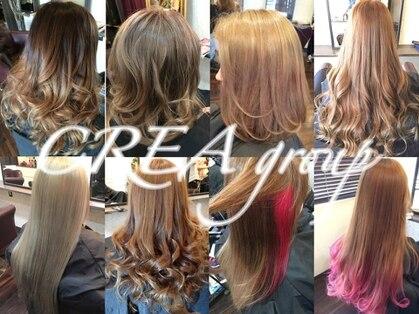 クレア ヘアー アーバン 本店(CREA hair urban)の写真
