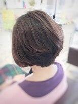 クール ヘアー ギャラリー 神明町店(COOL Hair gallery)大人女性ボブ☆
