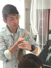ヘアースタイリングサロン ライカ 戸越銀座店(Hair Styling Salon RAIKA)金子 浩之