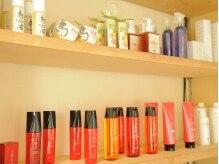 アオソラ美容室(AOSOLA)の雰囲気(髪に優しいシャンプー・トリートメント★店販もあり。)