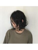 【LIEN by key】Color、暗髪と青★