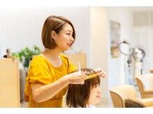 【adorableカット】イルミナカラー/インナーカラー/白髪染め/髪質改善
