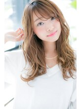 ヘアーショップ エヌアンドエー 幸手店(hairshop N&A)オフの日style☆フェザーロング