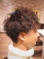 ヘアーアンドメイク ピース(HAIR&MAKE peace)メンズモテ髪