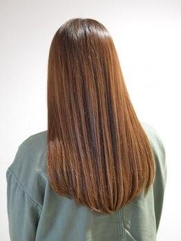 レガーレ(Legare a)の写真/髪の内側からしっかりケア★髪本来の美しさを引き出し、誰もが羨むうるツヤ髪を《Legare/a》で手に入れて!!