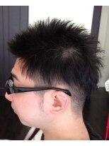 ヘアー サイ(Hair Sai)ツーブロックショート