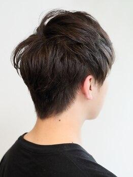 ヘアーリゾート アトリエ ソレイユ 相武台(Hair Resort Atelier SOLEIL)の写真/似合わせ力◎時間がたってもキレイにまとまるカット技術に感動!再現性に優れているからお手入れも楽々☆