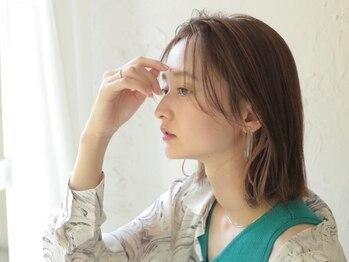 マーチ ココ 桃谷店(MARCH coco)の写真/ちょっぴり気分を変えたい時に◎インナーカラー(ブリーチ込)¥6500とリーズナブル★