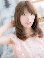 楽にきれい髪☆セミディc