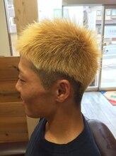 ヒストリアヘアー マツイ(HISTORIA hair Matsui)ベリーショート ツーブロック