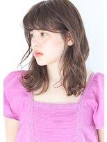 ヘアサロンガリカアオヤマ(hair salon Gallica aoyama)☆ グレージュ & 毛束感 ☆デザインカラー ☆