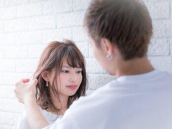 エルデ ナインズ ヘアー スタンド 川口店(elde 9's HAIR STAND)の写真/[オージュアソムリエ在籍]技術/知識/コミュニケーションを兼ね揃えたプロが髪のパートナーとなり髪質改善!