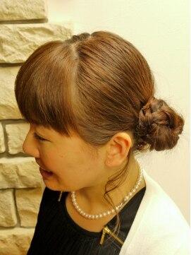 アートヘアートリップ(art hair TRIP)☆The simple arrangement hair which is made by oneself☆