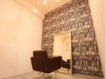 アカラヘアー ラウレア(AKALA HAIR Laule'a)の雰囲気(完全個室を完備!ベビーカーも一緒にご利用頂けます♪)