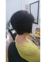 ヘアサロン シュシュ(Hair salon Chou chou)ショートカット