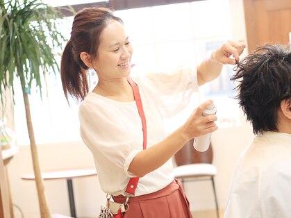リズ ヘアアンドメイク(Liz hair&make)の写真