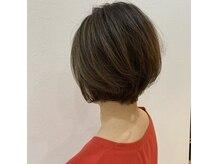 リノヘアー(lino hair)の雰囲気(再現性の高いショートスタイルが得意なサロン。)
