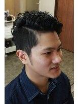 ディスパッチヘアー 甲子園店(DISPATCH HAIR)ビジカジショート