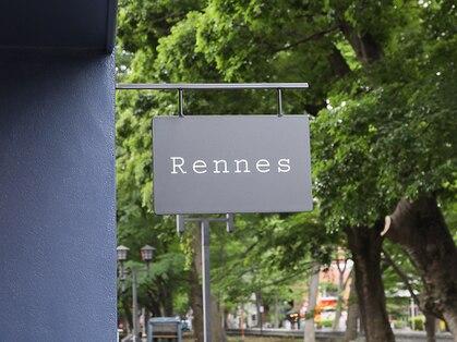 レンヌ(Rennes)の写真