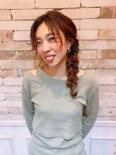 ヘアドレス レイ(Hair dress Lei)小泉 佳央理