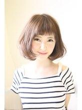 アリシア ヘアー(Alicia hair)ガ―リーショートボブ
