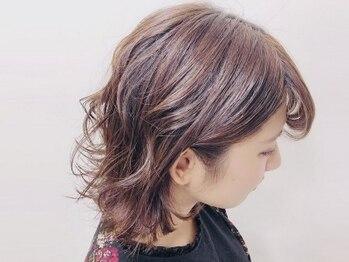ヘアー カラー マート 武佐店(Hair color MART)の写真/【カット+カラー+トリートメント¥4900~】クーポン多数あり!お得なクーポンで髪の悩みを解決へ!