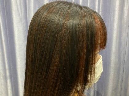 カット&エスティ カミキリ 髪綺里の写真