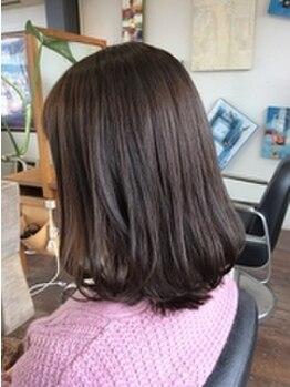マナヘアー(MANA HAIR)の写真/【学生応援クーポン◎】カットは勿論、カラーやパーマのセットメニューもお得!大胆なイメチェンもお任せ♪