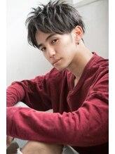 デュノヘアー 神戸三宮店(DUNO hair)【DUNO三ノ宮】メンズカジュアルパーマ
