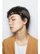 リタ(LITA)【LITA】ベビーバングショート    ○福永