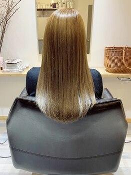 """ムタヘアーサロン(MUTA hair salon)の写真/【魔法のバブル""""marbb""""】超微細な加圧マイクロバブルで毛穴汚れまですっきり!血行促進/エイジング効果も◎"""