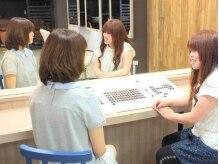 ソラ ヘアデザイン 別府店(Sora Hair Design)の雰囲気(あなたの悩みや理想を把握してくれるカウンセリングスペース★)