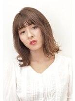 ヘアーサロンデフォーエバー(hairsalon de Forever)「フォーエバー本店」南 大人ボブ×シースルーバング☆