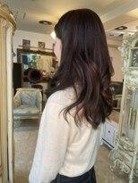 アルファ インタラクティブ エム フラワー(ALUFA interactive.M Flower)お洒落なモテ髪♪透明感☆大人かわいいナチュラルカラー◎