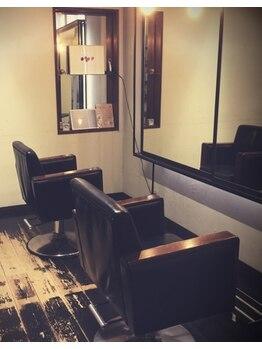 ハコ(haco)の写真/2名まで入れる個室あり☆お子様連れやカップル、お友達と♪周りを気にせずにゆっくり施術を受けられます。