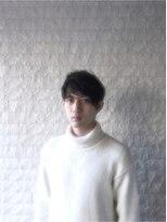 アレーン ヘアデザイン(Alaine hair design)黒髪シャープマッシュ