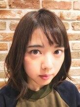 トモリヘアルーム (tomori Hair room)フラッフィー・ヘア☆ゆるフワ綺麗で弾むウェーブボブスタイル☆