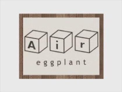 エッグプラント(eggplant)の写真