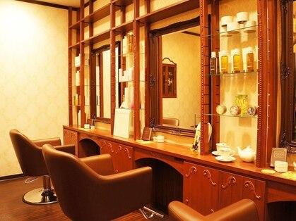 美容室 エルミタージュ(Hermitage)の写真