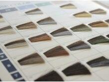 スマートカラー キレイ イズミヤ学園前店(Kirei)の雰囲気(豊富なカラーバリエーションの中からカラーを選んで頂けます)